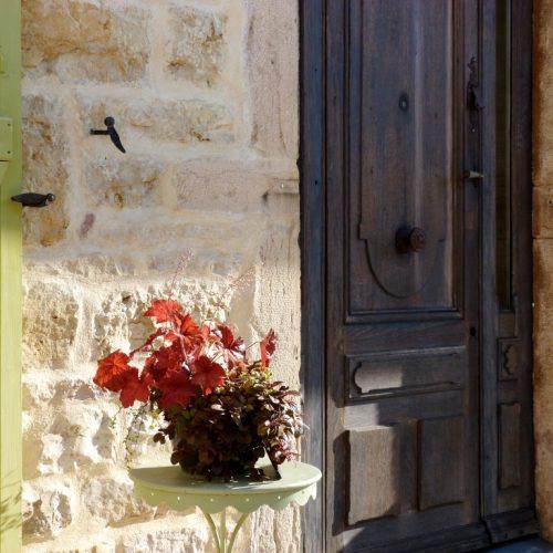 Porte D'entrée De La Maison